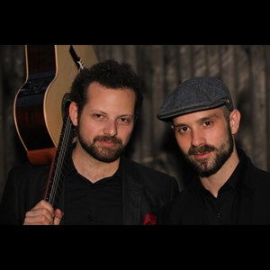 Jersey City Acoustic Duo | Atlas Duo