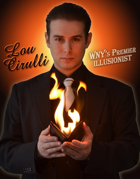 LOU CIRULLI - MIND BLOWING MAGIC - Magician - Buffalo, NY