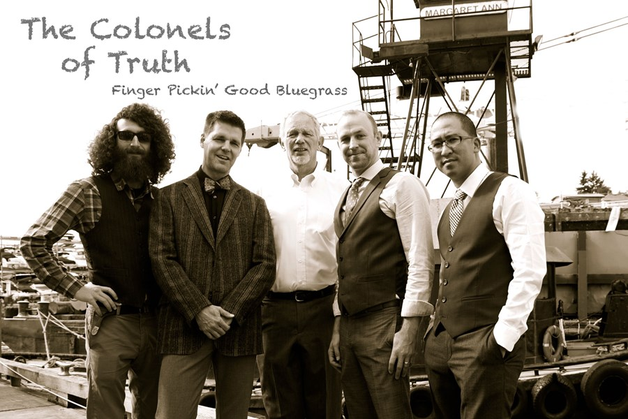 The Colonels of Truth - Bluegrass Band - Seattle, WA