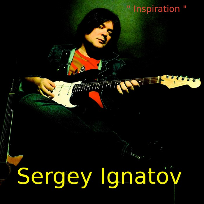 "Cover CD ""Inspiration"" 2010"