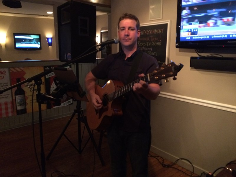 Sean Mooney - Acoustic Guitarist - Rockaway, NJ