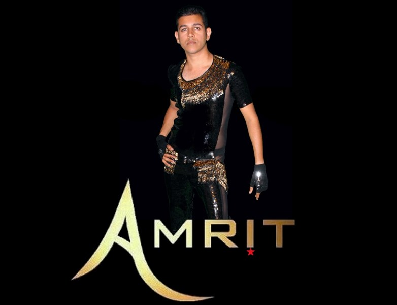 AMRIT - Male Bellydancer - Belly Dancer - Pompano Beach, FL