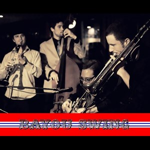 Cabot Jazz Band | Bayou Swing