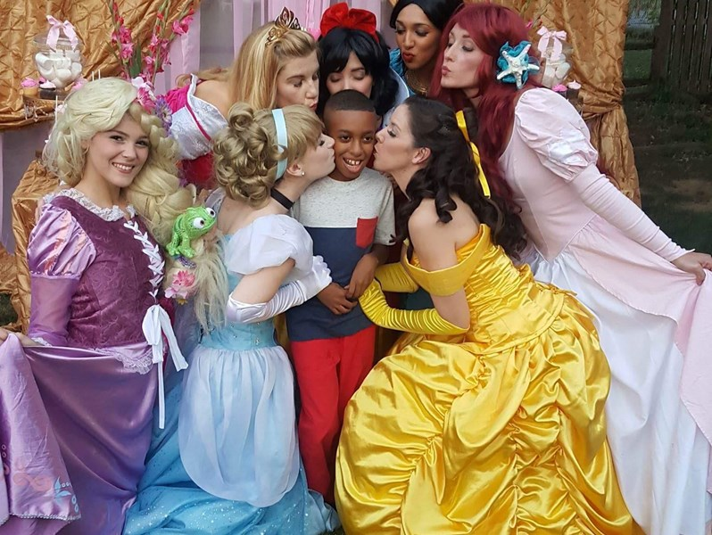 A Storybook Party - Princess Party - Allentown, PA