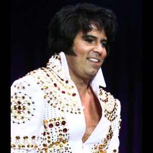 Columbia City Elvis Impersonator | Danny Vernon as Elvis