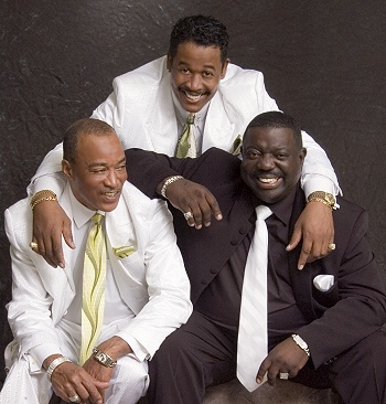 The Delfonics - Motown Band - Baltimore, MD