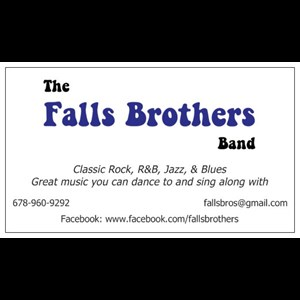 Chattanooga Blues Band | The Falls Brothers Band