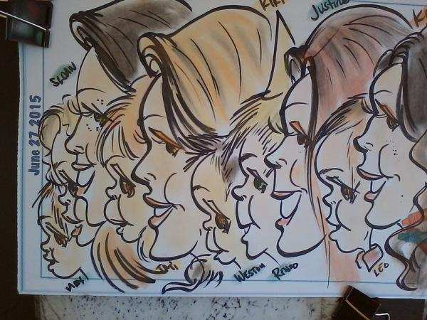 Caricatures 4 Every Event - Caricaturist - San Francisco, CA