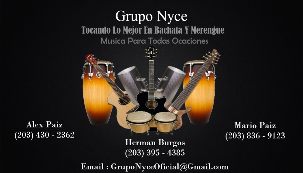 Grupo Nyce - Latin Band - New Haven, CT