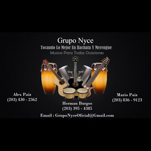 New Haven Latin Band | Grupo Nyce