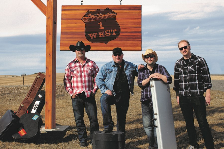 1 West - Country Band - Calgary, AB