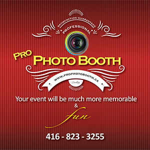 Prophotobooth - Photographer - Toronto, ON