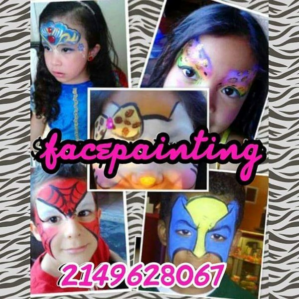 face painter - Face Painter - Richardson, TX