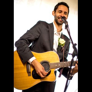 Boynton Wedding Singer | The Acoustic Crooner