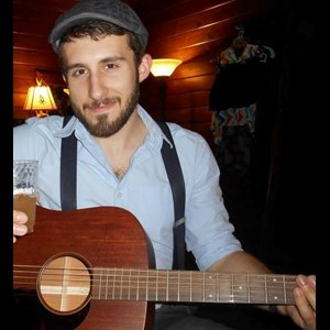 Knox Acoustic Guitarist | Acoustic Stylings by Chris