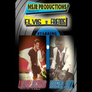 Pembroke 50s Band | Elvis N Friends