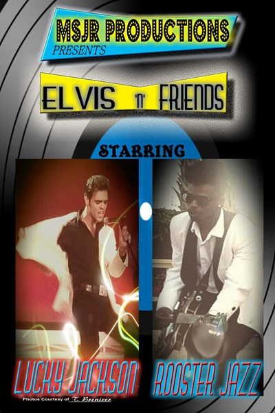 Elvis N Friends - 50s Band - Myrtle Beach, SC