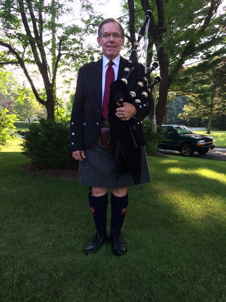 Professional Bagpiper - Bagpiper - Syracuse, NY