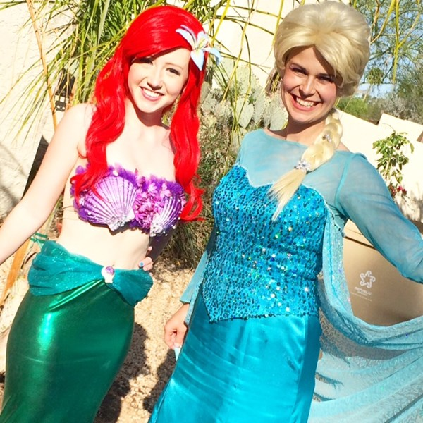 Storybook Entertainment - Princess Party - Scottsdale, AZ