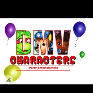 Decatur, GA Costumed Character | DMV Characters Party & Entertainment