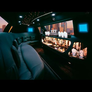 Gilchrist Wedding Limo | Atlantic Ocean Transportation