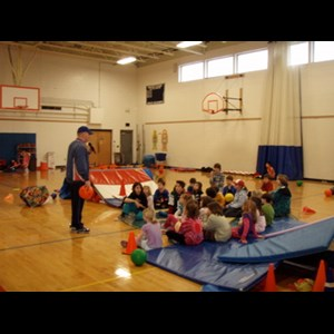 "Bridgeport Party Inflatables | Mr. L's P.E. Party ""Pretty Extraordinary""!"
