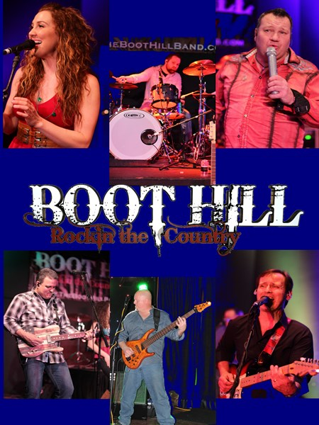 BOOT HILL - Country Band - New Orleans, LA