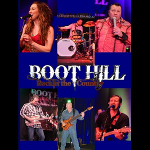 Magnolia Country Band | BOOT HILL