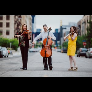 Milwaukee Chamber Music Trio | Twin Cities String Trio