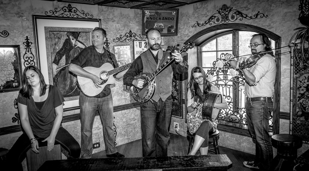 Derek Byrne and Paddygrass - Irish Band - Milwaukee, WI