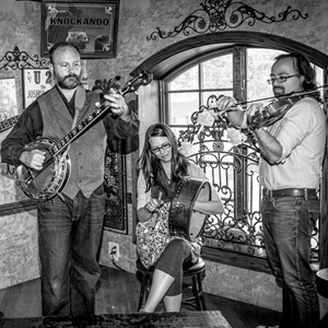 Waukesha Acoustic Band | Derek Byrne and Paddygrass