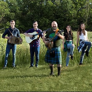 Wisconsin Irish Band | Derek Byrne and Paddygrass