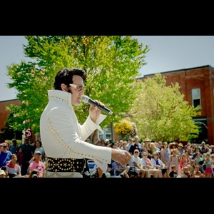 Anacortes Elvis Impersonator | Jeffrey Elvis