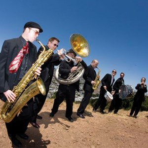 La Honda Jazz Orchestra | Brass Monkey Brass Band