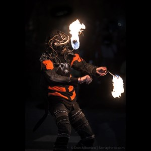 Fremont Fire Eater | The Mythmaker