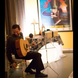 Montpelier Jazz Guitarist | Geoffrey Williams