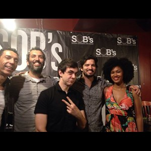 Maple Shade Brazilian Band | Rafael Ponde band