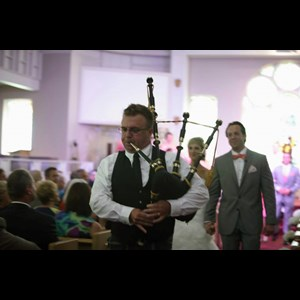 Greensboro Bagpiper | James Huffman