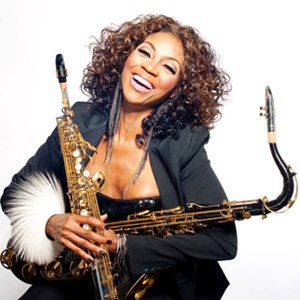 St Johns Saxophonist | Theresa Grayson