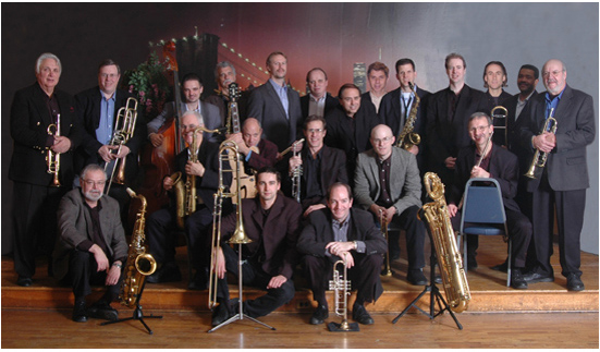 The Bensen-Scott Big Band - Big Band - Somers, NY