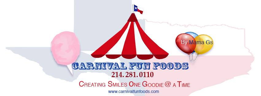 Carnival Fun Foods _ Mobile Food Truck - Caterer - Mesquite, TX