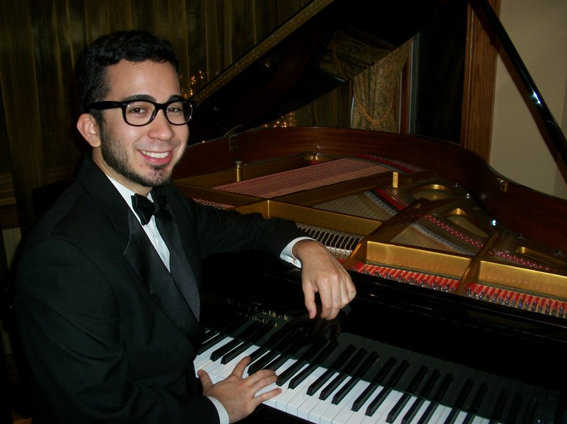 Pianist On Call - Steven Solomon - Pianist - Chicago, IL