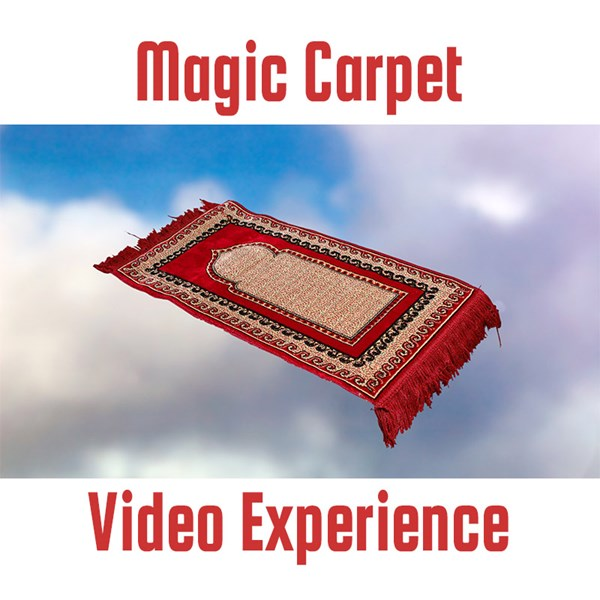 Magic Carpet Ride - Photo Booth - Los Angeles, CA