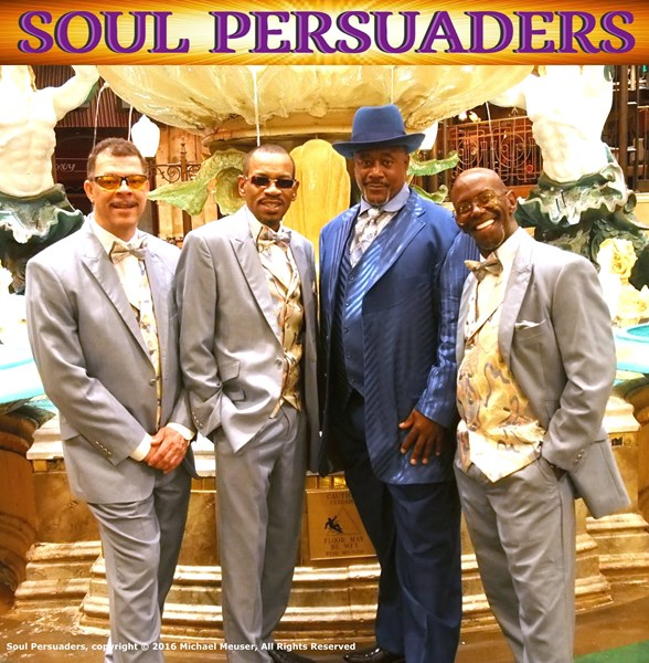 Soul Persuaders - R&B Band - Reno, NV