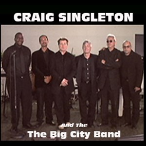St Petersburg 60s Band | Craig Singleton and the Big City Band
