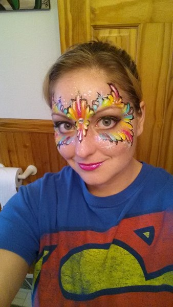 A touch of Color by Jenny- will travel - Face Painter - Madison, WI
