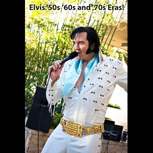 Mentmore Elvis Impersonator | Las Vegas Elvis Tribute