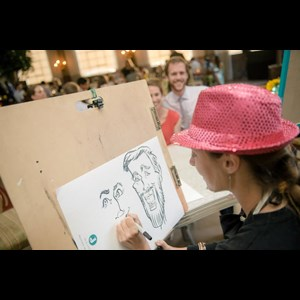 Savannah Caricaturist | Catherine Blanch