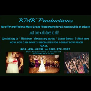 Delaware Event DJ | KMK Productions