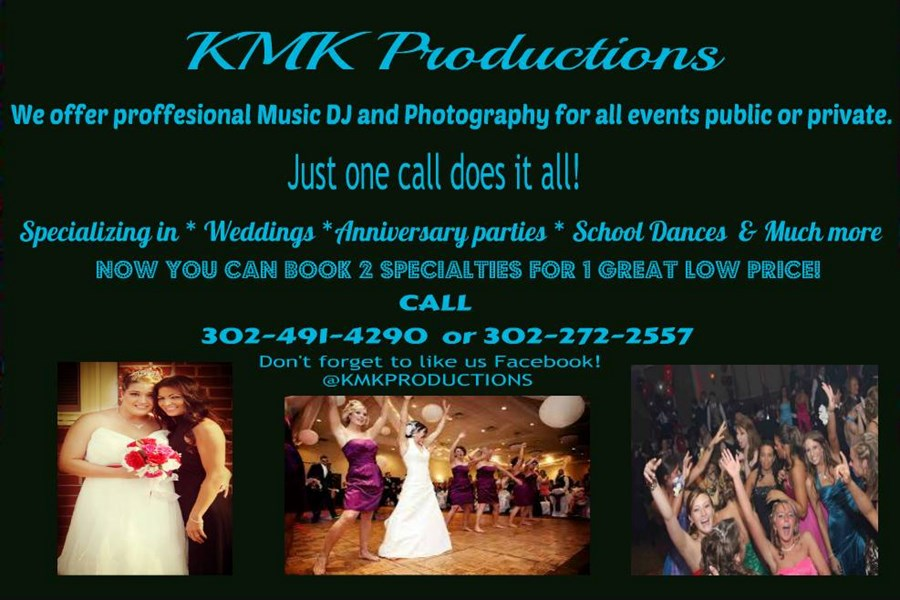 KMK Productions - Event DJ - Houston, DE